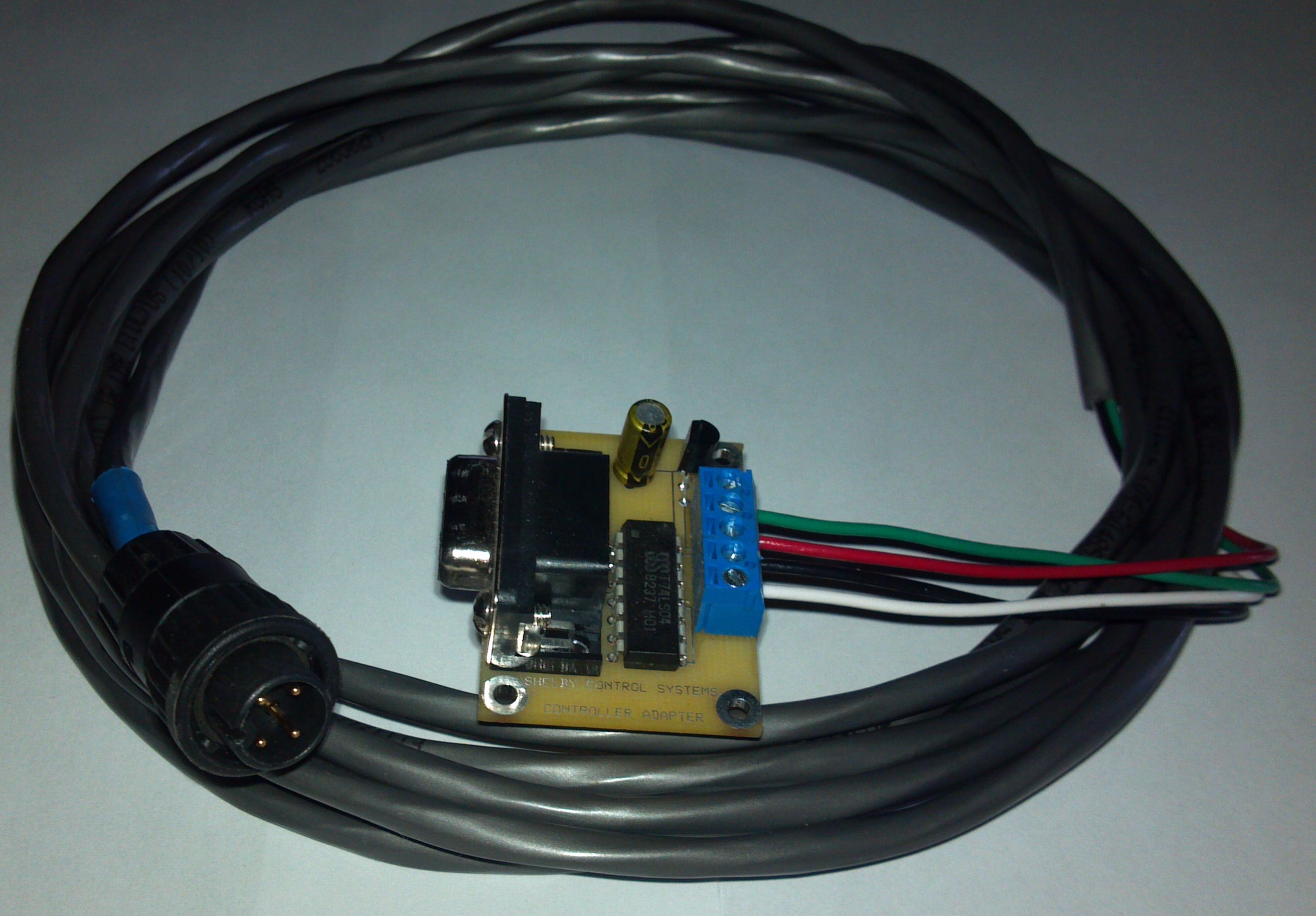 Controller Adapter